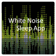 White Noise Sleep Aid