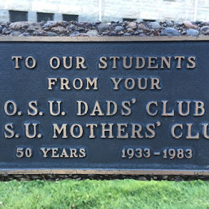 To our students from your O.S.U. Dads' Club O.S.U. Mothers' Club 50 Years          1933-1983