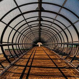 by Jim Cunningham - Buildings & Architecture Bridges & Suspended Structures