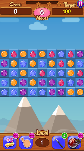 Diamond Rush - screenshot