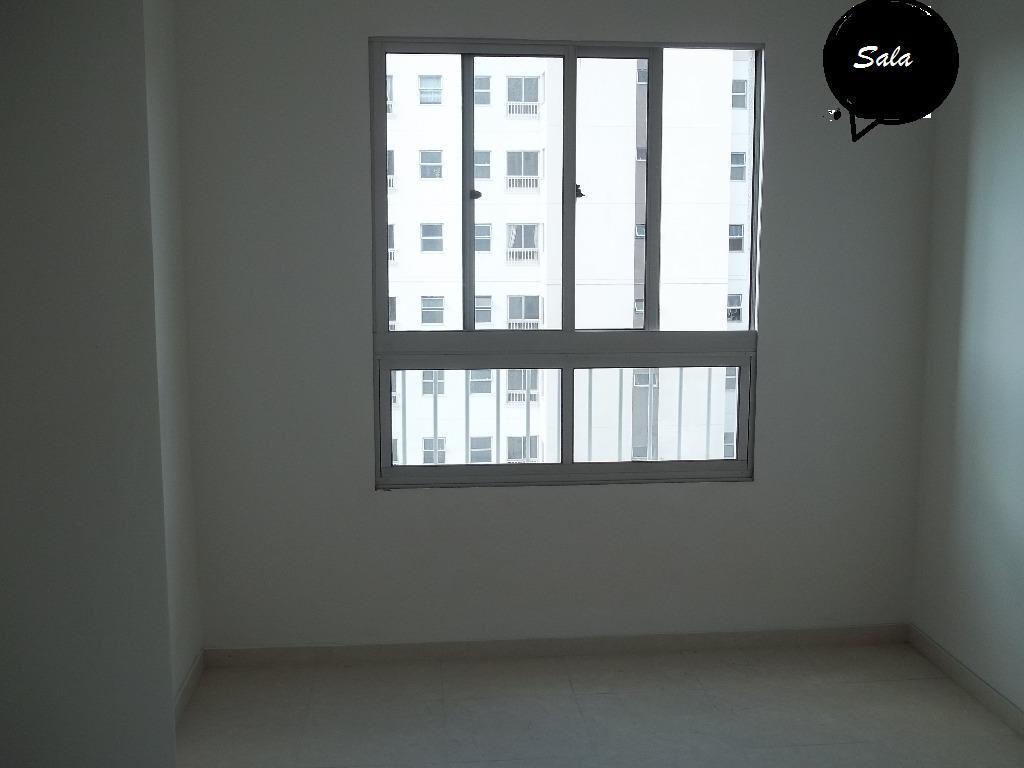 [Apartamento Novo no Condomínio Bella Colonia para Venda]