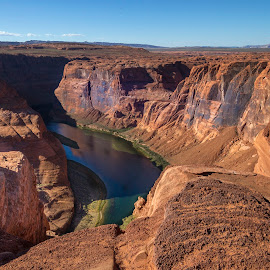 by Alessandro Calzolaro - Uncategorized All Uncategorized ( arizona, colorado, valley, landscape, usa, rocks, horseshoe, river,  )