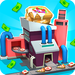 Pizza Factory Tycoon - Idle Clicker Game For PC (Windows & MAC)