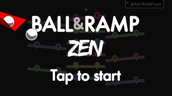 Ball and Ramp: Zen