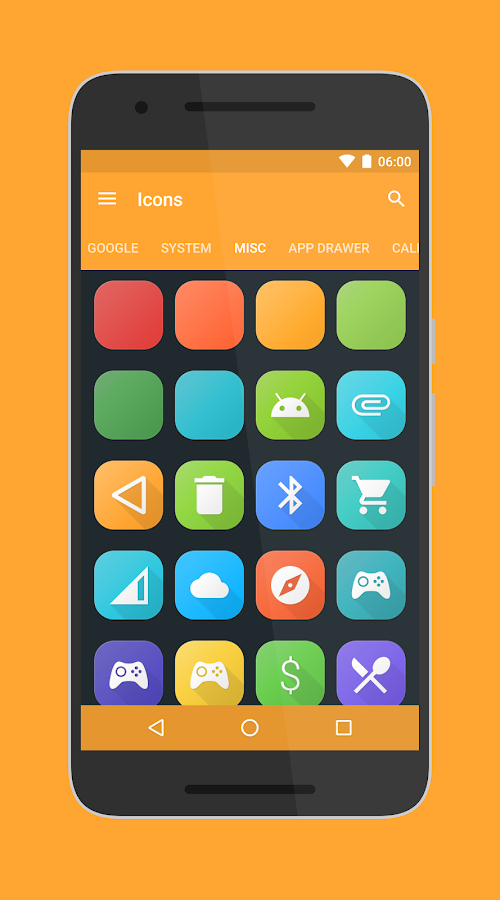 Toca UI - Icon Pack Screenshot 10
