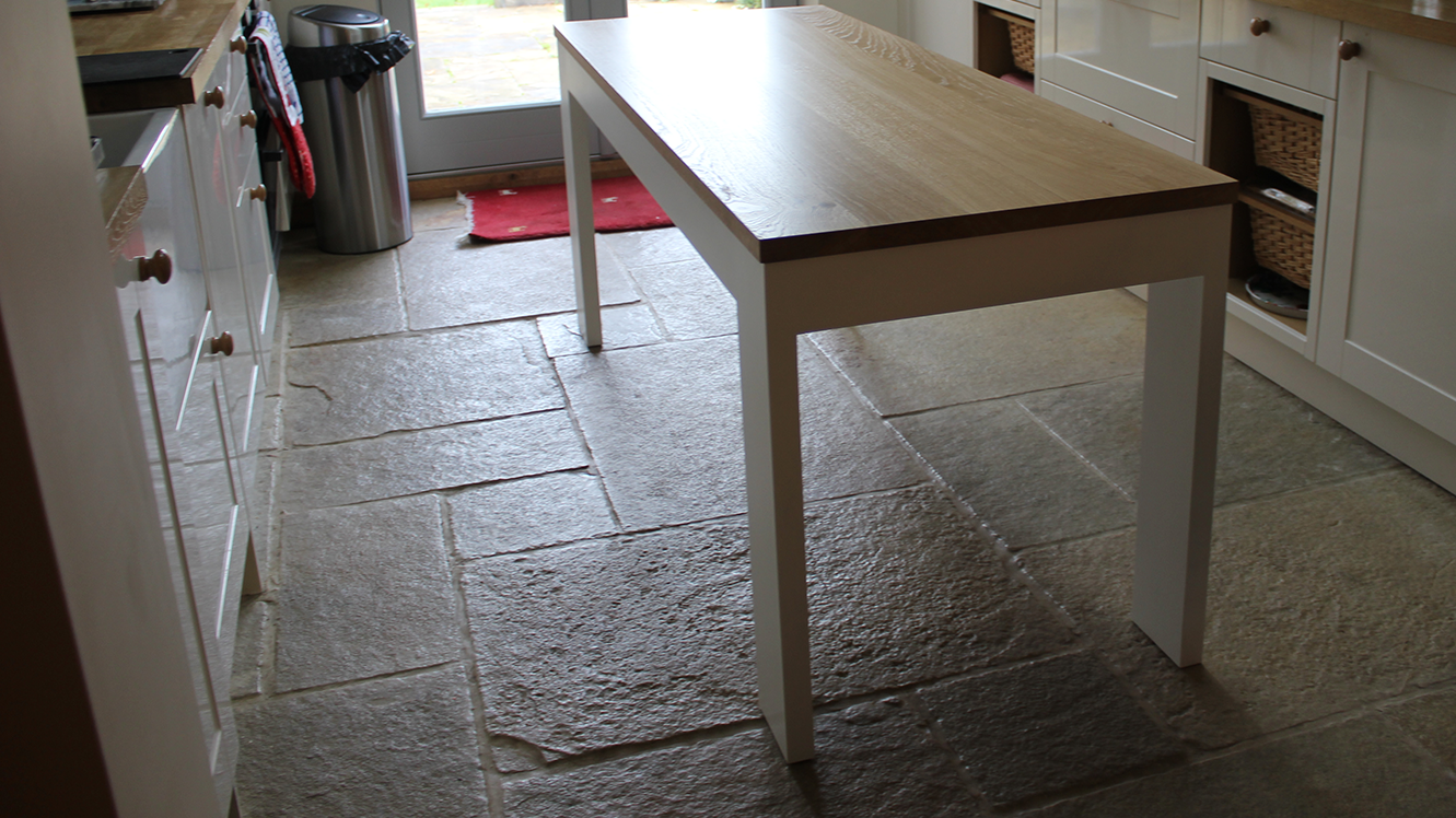 Contemporary Dining/Kitchen Table