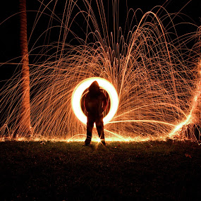 This is it by Kay Eimza - Abstract Light Painting