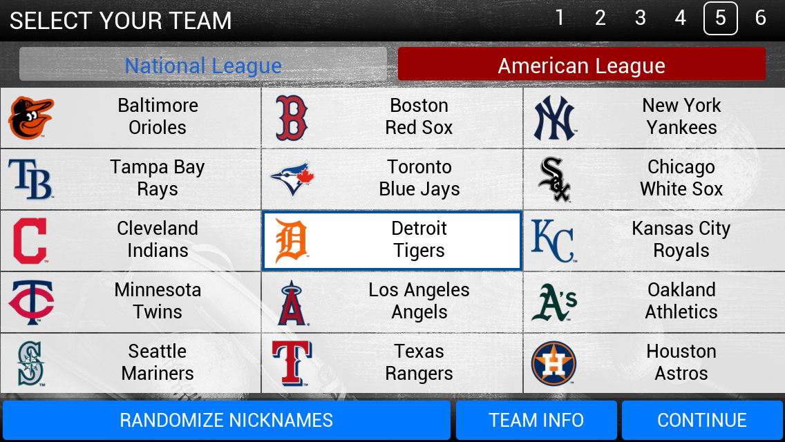 MLB Manager 2016 Screenshot 2