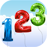 Baby numbers - Learn to count Icon
