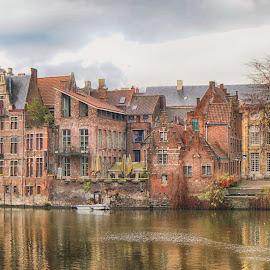 Ghent (Belgium) by Ad Spruijt - Buildings & Architecture Architectural Detail