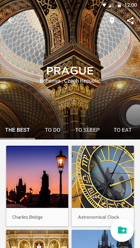 Minube: travel planner & guide - screenshot