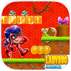 Subway Làdybug's Adventure for Android
