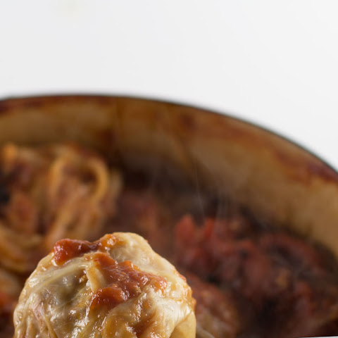 Jewish Stuffed Cabbage