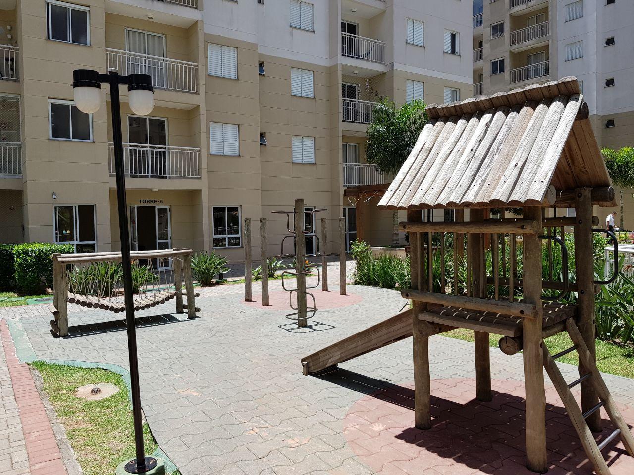 Apartamento residencial à venda, Vila Progresso, Campinas.