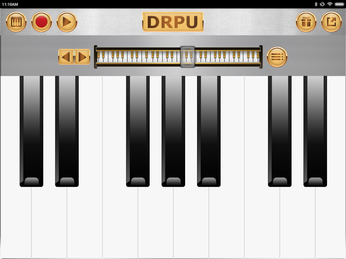 Piano Keyboard Music Pro Screenshot 13
