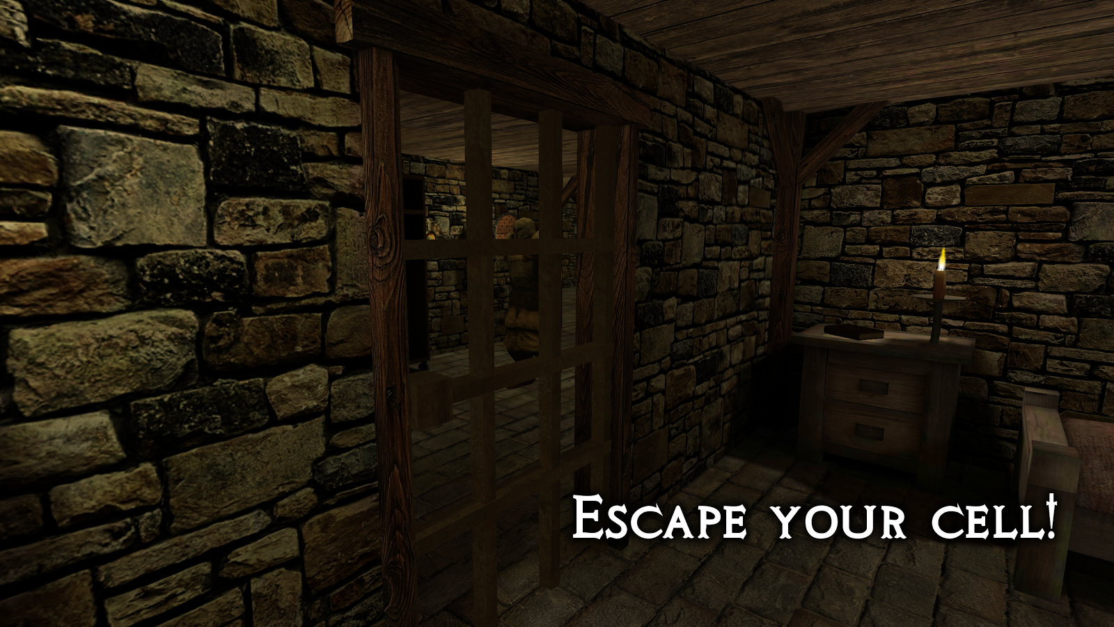 Dungeon Escape VR Screenshot 0