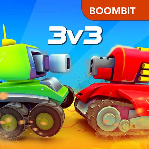Tanks A Lot! - Realtime Multiplayer Battle Arena APK Cracked Download
