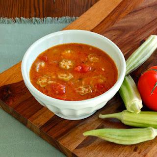 Tomato Okra Soup Recipes