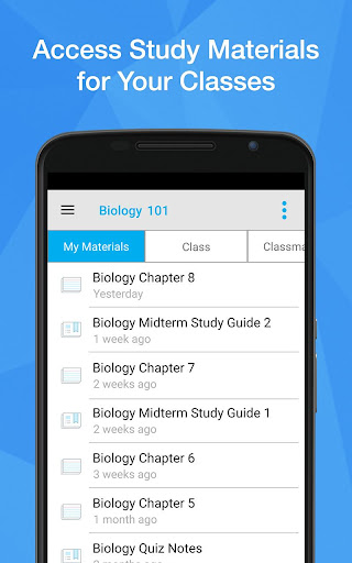 StudyBlue Flashcards & Quizzes screenshot 3
