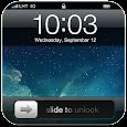 Slide to Unlock Lock Screen