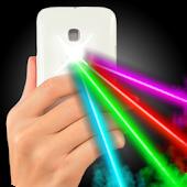 Laser Simulator Prank