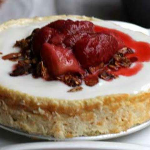 21 Day Fix Approved Cheesecake