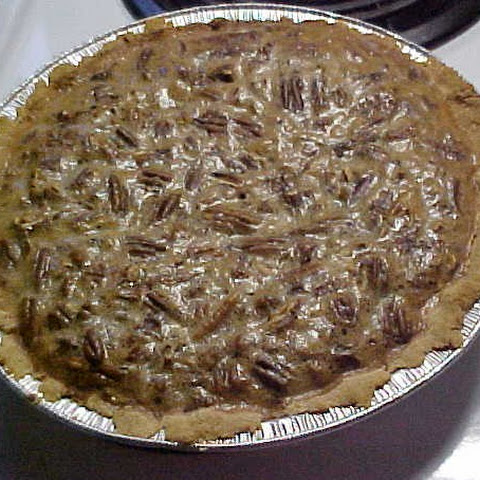 Pecan Pie Recipe Perfect for Low Carb Atkins, South Beach, or Diabetics