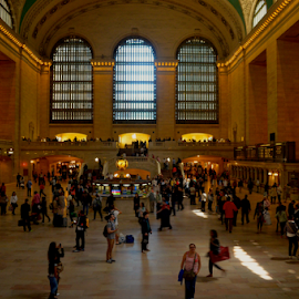 Grand Central by Rob Kovacs - Buildings & Architecture Public & Historical (  )