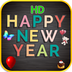 New Year Greetings HD