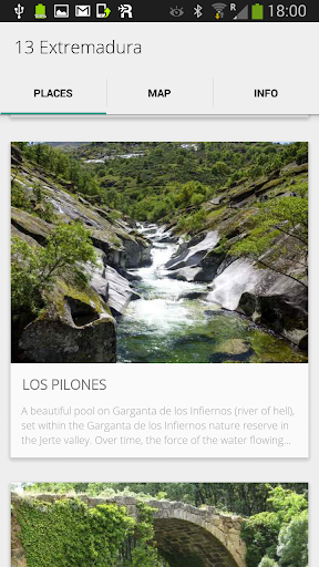 Wild Swimming Spain - screenshot
