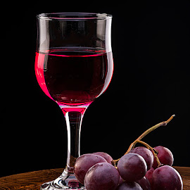 Red Wine by Rakesh Syal - Food & Drink Fruits & Vegetables (  )
