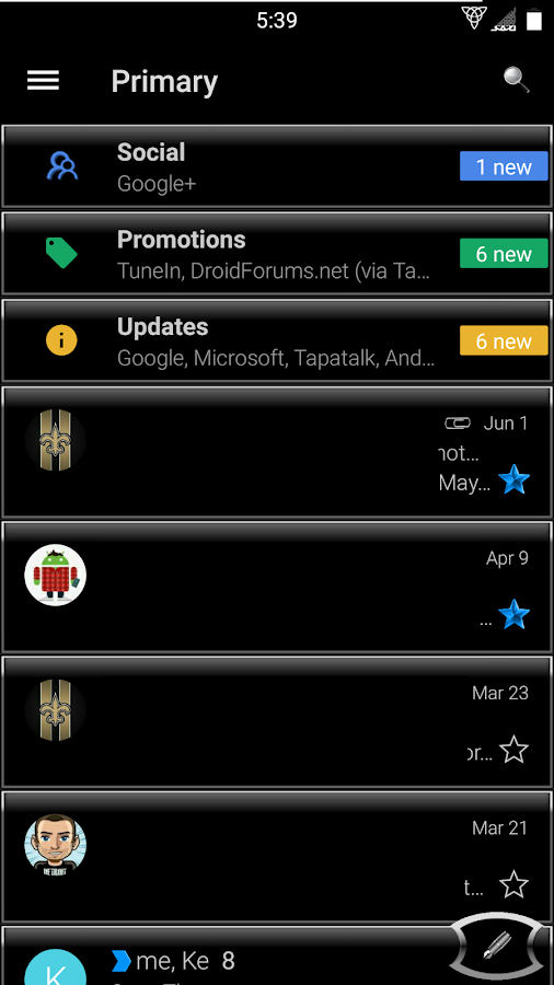 Berzerker CM12-13 Theme Screenshot 7