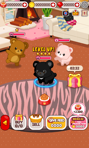 android Animal Judy: Bear care Screenshot 1