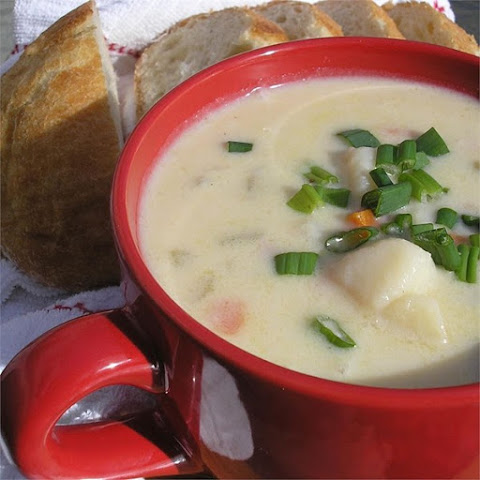 AllRecipes Delicious Ham & Potato Soup