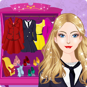 Princess High School Dress up