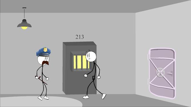 Stickman jailbreak 6 apk screenshot