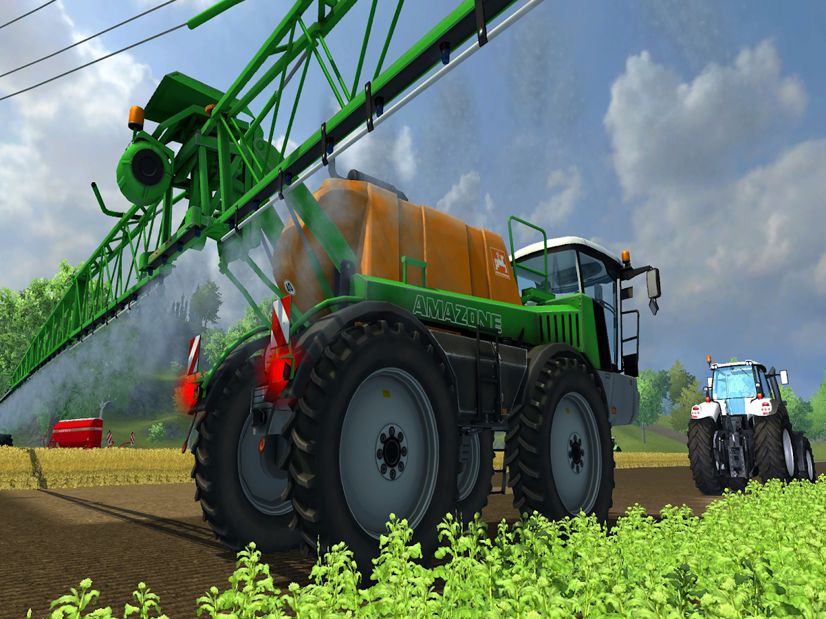 Farming  PRO Simulator 2017 Screenshot 7