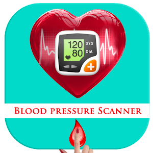Finger Blood Pressure Scanner