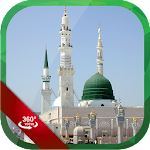 المسجد النبوي VR Icon