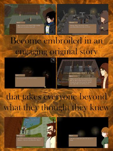 Fall of Angels - screenshot