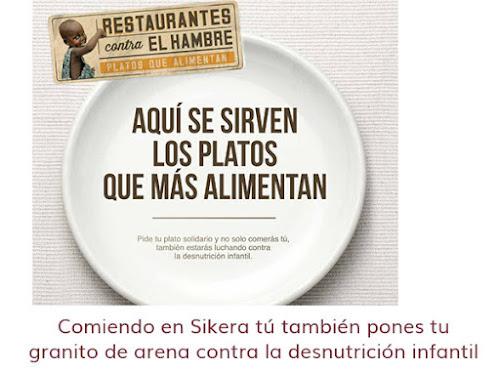 Restaurante Sikera Barakaldo