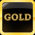 App Gold Theme for Kika Keyboard APK for Windows Phone