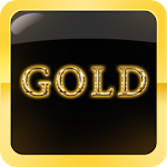 Gold Theme for Kika Keyboard 18.2 Apk