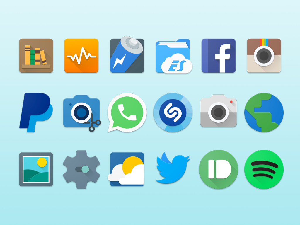 Nucleo UI - Icon Pack Screenshot 2