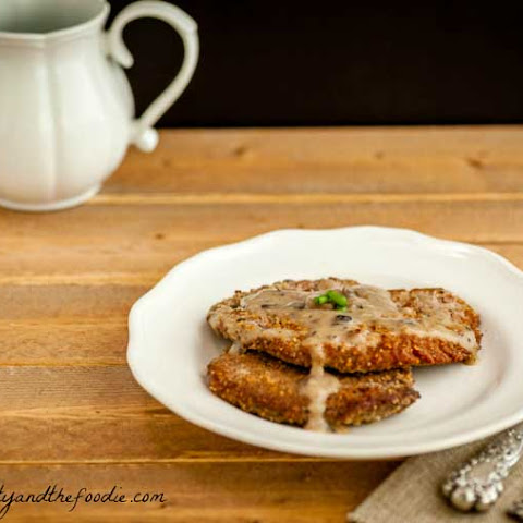 Southern Chicken Fried Steak Paleo