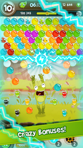 Froggle - Bubble game - screenshot
