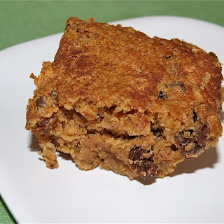 Apple Pear Snack Cake
