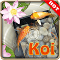 Download Koi pond 3D live wallpaper APK for Android Kitkat