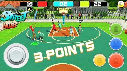 Street Hoop: Basketball Playoffs 2018 For PC