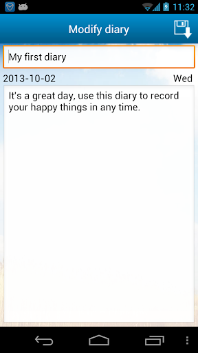 Private Diary Notes screenshot 4